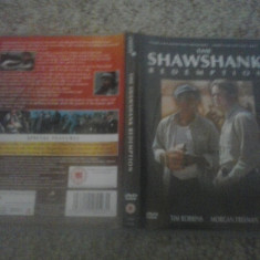 The Shawshank redemption (1994) - DVD - Film thriller, Engleza