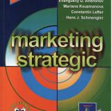 Marketing strategic de Nicolae Al. Pop - Carte Marketing