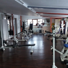 30 aparate sala fitness + aerobic - Aparat multifunctionale fitness