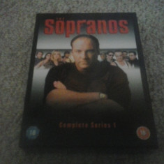 The Sopranos – Complete Series 1 - 4 DVD - Film serial, Crima, Engleza