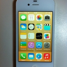 iPhone 4 Apple, Alb, 8GB, Neblocat