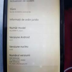 Vand Allwiev V1 Viper - Telefon Allview, Albastru, Neblocat