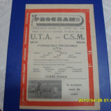 program         UTA  -  CSM  Resita