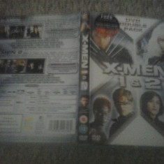 X – Men 1 and 2 – Double Pack - 2 DVD, Engleza