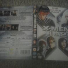 X – Men 1 and 2 – Double Pack - 2 DVD - Film actiune, Engleza