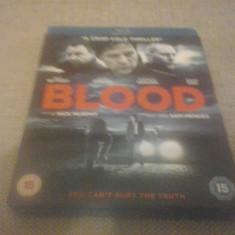 Blood (2012) - BLU RAY - Film thriller, Engleza