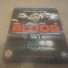 Blood (2012) - BLU RAY - Film thriller, Engleza