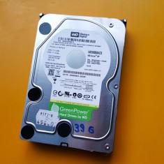 39G.HDD Hard Disk Desktop, 500GB, Western Digital, 16MB, Sata II, 500-999 GB, Rotatii: 7200, SATA2
