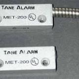 Contact magnetic pentru usi industriale MET 200 - Sisteme de alarma