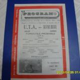 program         UTA  -  Minerul  Lupeni