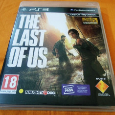 Joc The Last of Us, PS3, alte sute de jocuri! - Jocuri PS3 Sony, Actiune, 18+, Single player