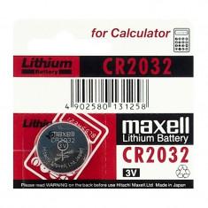 Baterie cu Litiu CR2032 Maxell