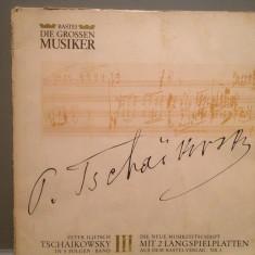 TSCHAIKOWSKY - SYMPHONY no 6/SLA  SET (1967/BASTEI/RFG) - VINIL/RAR
