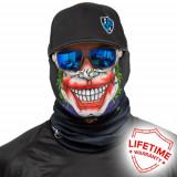 Bandana/Face Shield/Cagula/Esarfa - Jester, made in USA, Din imagine