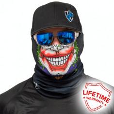 Bandana/Face Shield/Cagula/Esarfa - Jester, made in USA, Marime: Masura unica, Culoare: Din imagine
