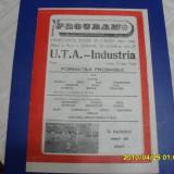 program         UTA  -  Ind.SC Turzii