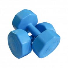 Gantere PVC 2x4kg Sportmann