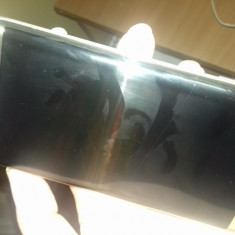 Samsung galaxy S6 edge auriu. Are o fisura pe ecran dar functioneaza perfect. - Telefon Samsung, 32GB, Neblocat
