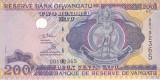 Bancnota Vanuatu 200 Vatu 2012 - P8c UNC