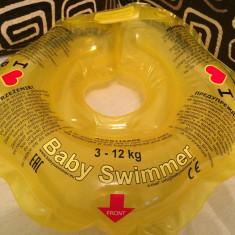 Colac bebelusi Baby swimmer - Jucarie baie