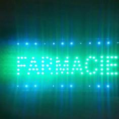 Reclama Luminoasa cu led FARMACIE