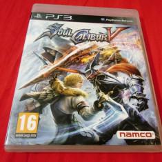 Joc Soul Calibur V, PS3, original, alte sute de jocuri!