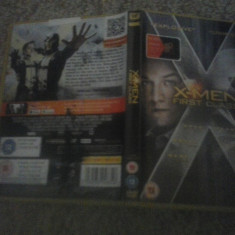 X – Men First Class (2011) - DVD - Film actiune, Engleza