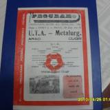 program         UTA   -  Metal.  Cugir
