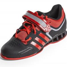 Adidas Adipower Weightlifting Shoes - Adidasi barbati, Marime: 44, Culoare: Negru