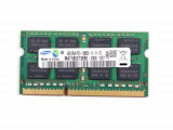 Cumpara ieftin Ram laptop Samsung 4GB PC3-10600 DDR3 1333Mhz M471B5273EB0-CH9 PC3 1.5V Sodimm