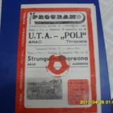 program         UTA   -  Poli  Timisoara