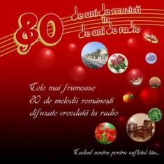 VARIOUS ARTISTS 80 Ani De Muzica In 80 Ani De Radio (4cd)