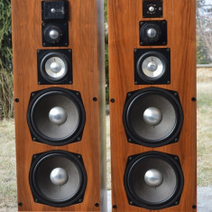 Boxe Backes & Muller BM HiEnd speakers, Jamo