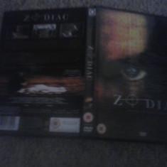 The Zodiac (2005) - DVD - Film thriller, Engleza