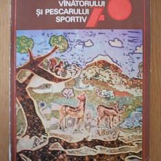 ALMANAHUL VANATORULUI SI PESCARULUI SPORTIV, 1976 - Carte sport