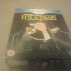 Family Guy – It's a trap ! (1999)  - Blu Ray + DVD  - BLU RAY