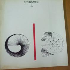 Arhitectura 2 / 1986 Timisoara Buzias Lugoj Fagaras Brasov Duiliu Marcu TIB - Carte Arhitectura