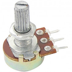 Potentiometru rotativ 5K, liniar, mono - 161002