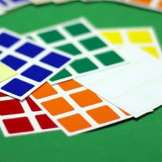 Accesorii Cub Rubik - Stickere - Jocuri Logica si inteligenta
