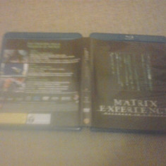 MATRIX EXPERIENCE - BLU RAY - Film SF Altele, Engleza