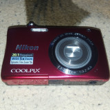 Aparat foto-video NIKON profesional 20.1 mp