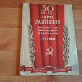 30 DE ANI DE LUPTA A PARTIDULUI PENTRU SOCIALISM ,PENTRU PACE, PENTRU FERICIREA PATRIEI