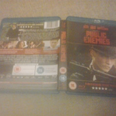 Public Enemies (2009) - BLU RAY - Film thriller Altele, Engleza