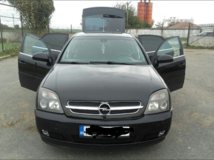 Opel Vectra C GTS foto mare