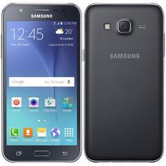 Samsung Galaxy J5 8GB 2015, 1 an garantie - Telefon Samsung, Negru, Vodafone, Dual SIM