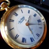 Ceas de buzunar cu alarma Aero Watch Neuchatel