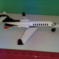 Bnk jc Avion Learjet 45 - Motormax - Macheta Aeromodel Alta