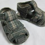 Sandale bebe baieti, Primii Pasi, B12059