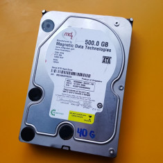 40G.HDD Hard Disk Desktop, 500GB, Brand MDT, 16MB, Sata II, 500-999 GB, Rotatii: 7200, SATA2