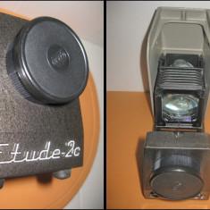 Aparat vintage Diafilme URSS ETUDE 2C-T-3-2.8-80.